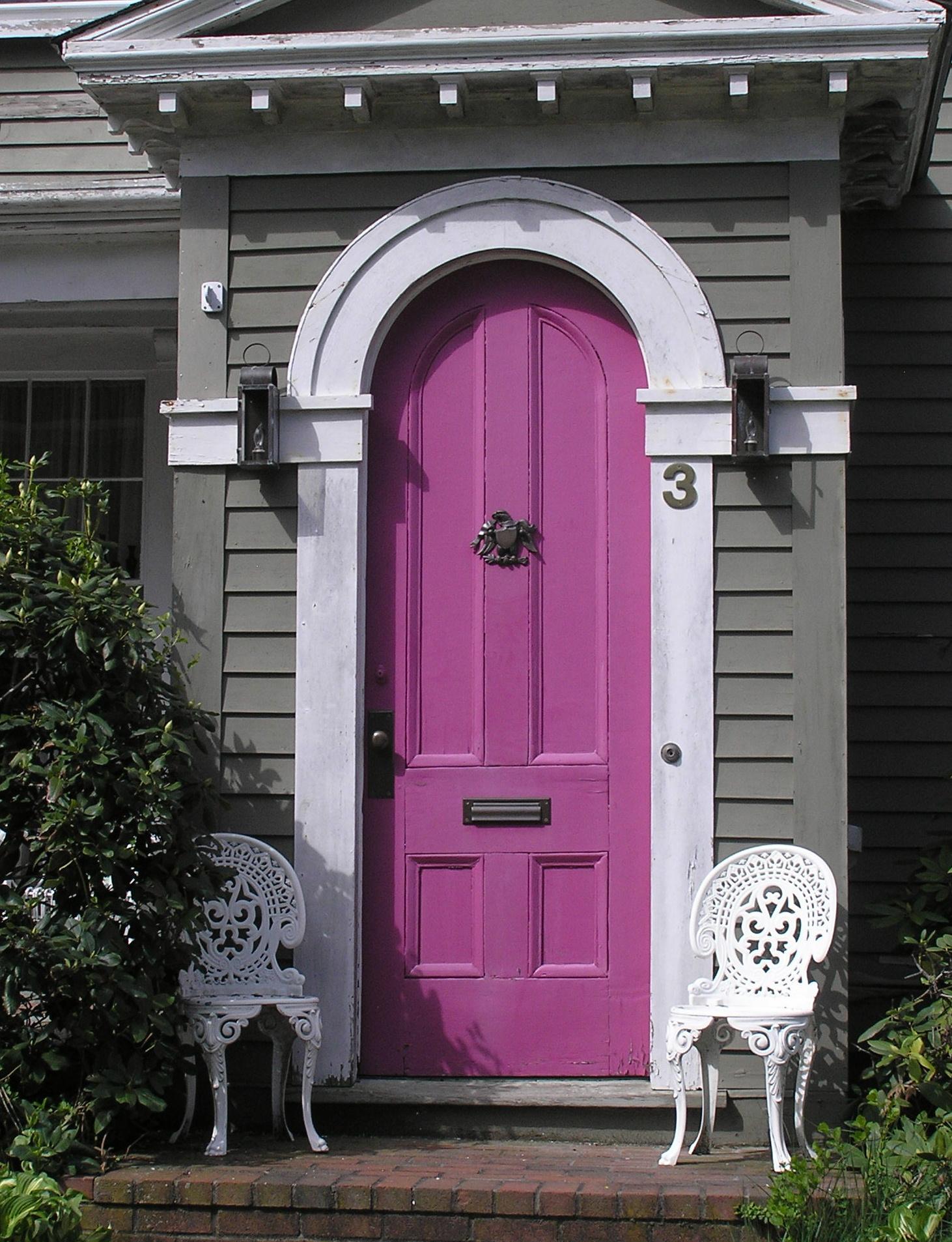 Shut The Front Door Country Design Home