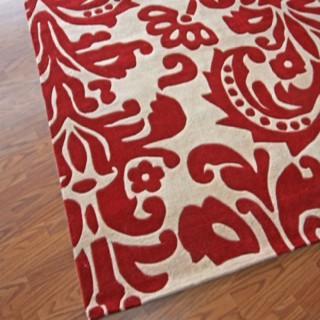 """Ay, there\'s the rug…"""" – Country Design Home"""