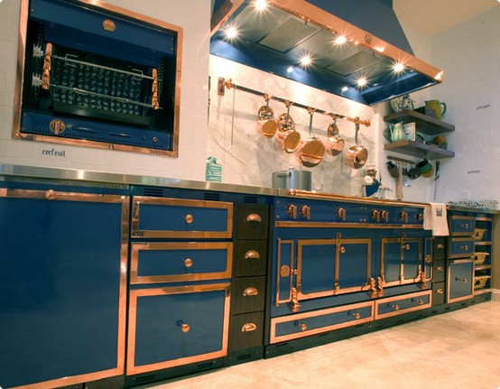 Classe de couleur avec claude monet country design homecountry design home - Luxurious kitchen appliances ...