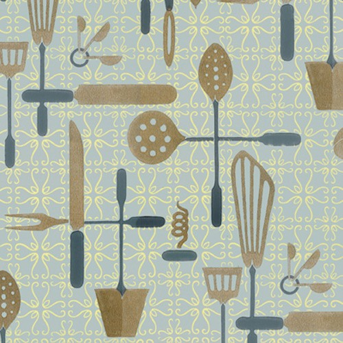 Utensil And Soy Sauce Wallpaper