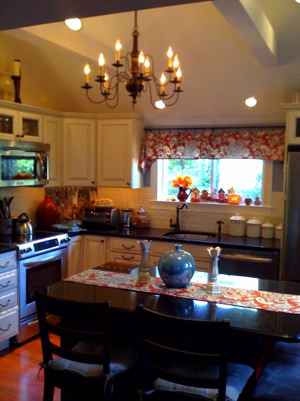 Country Design Home Kitchen Island
