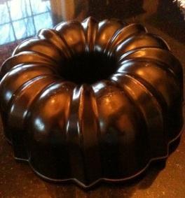 Cake Bundt Pan