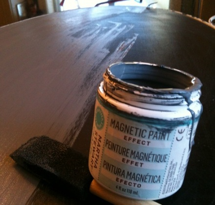 Chalk Magnetic Paint Marthat Stewart