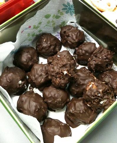 Cookies Coconut Disasters