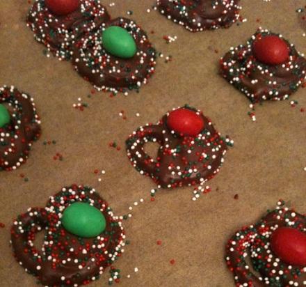 Cookies Pretzels