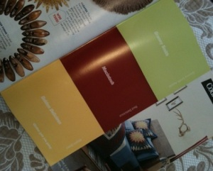 Glidden Autumn Paint Chip