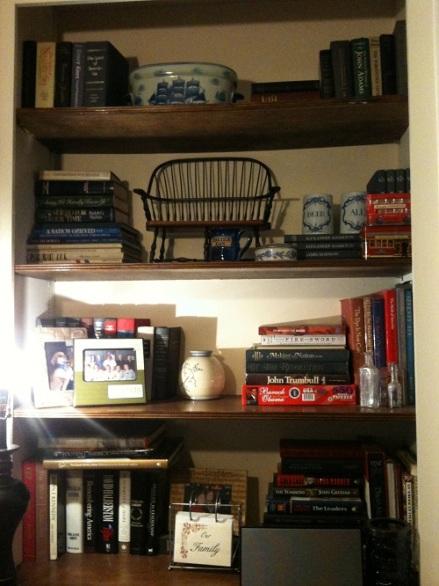 Bookcases Dark
