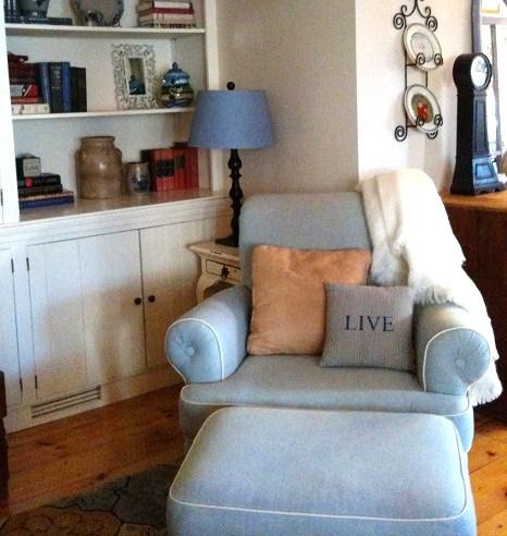 Glidden Chair Redo