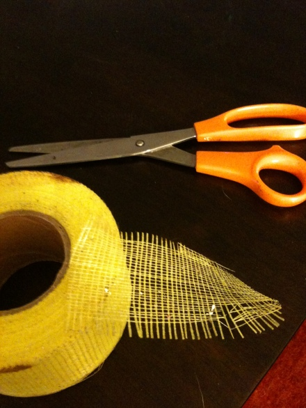 Mesh Spackling Tape