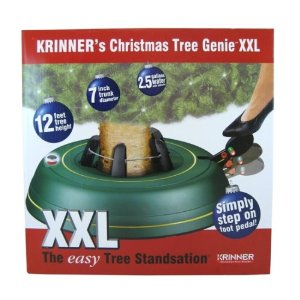 Krinner's Christmas Tree Stand – Country Design Home