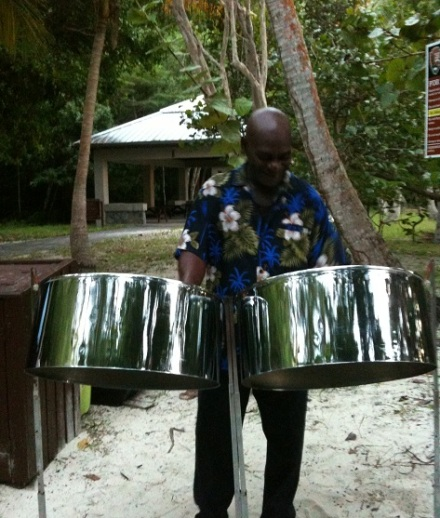wedding steel drummer