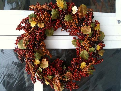 Wreath Autumn