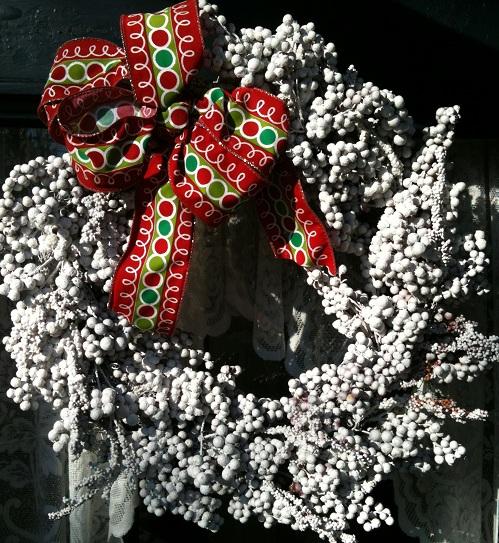 Wreath Winter White