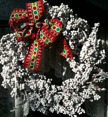 Wreath Winter White