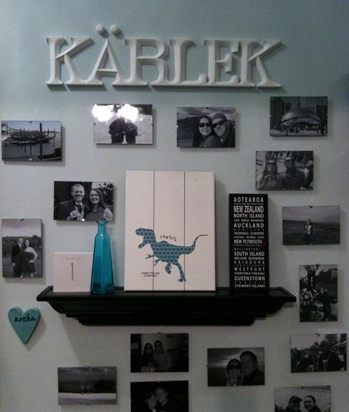 Kablek Gallery Wall