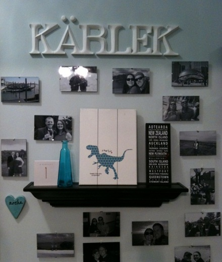 Kablek Gallery Wall