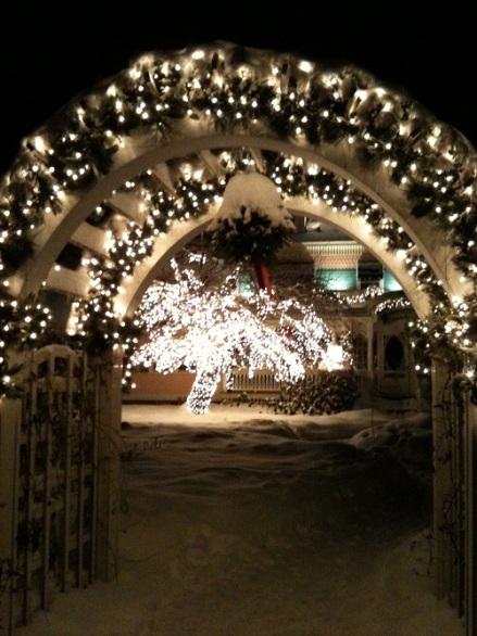Jackson Archway @ Night