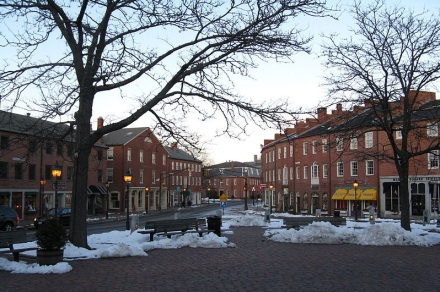 Newburyport Market Square