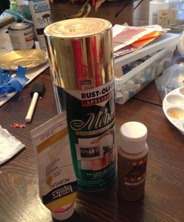 BSP Gold Paints
