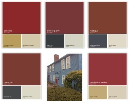 Benjamin Moore Paint Colors 03 Car Interior Design