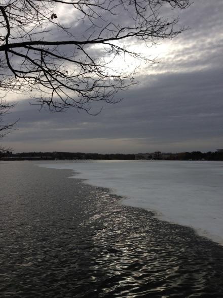 Benjamin Moore Melting Lake