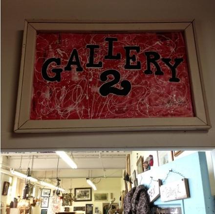 Gallery 2 Entrance