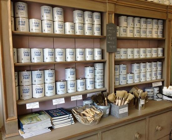 Maison Decor Annie Sloan Paints