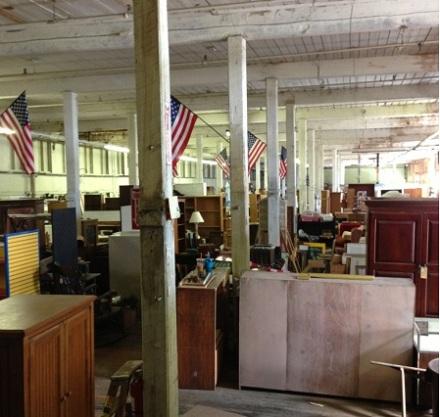 Mill Gallery 2 showroom