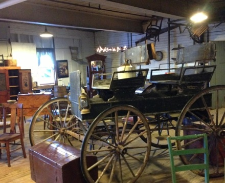 Mill Old Bean Carriage