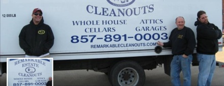 ReMARKables Cleanouts Truck