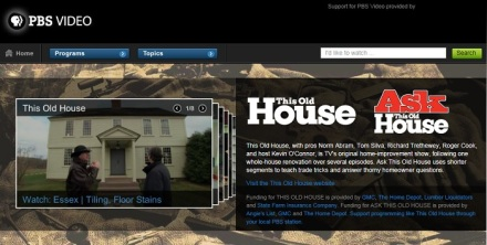 This Old House PBS