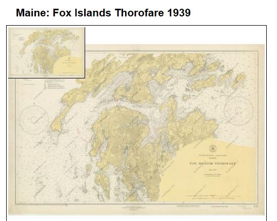 Maps Maine Ward Maps