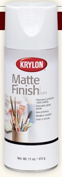 Krylon Matte Finish