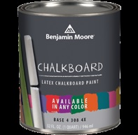Chalkboard Paint-Benjamin Moore