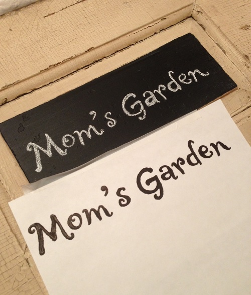 Mom;s Garden