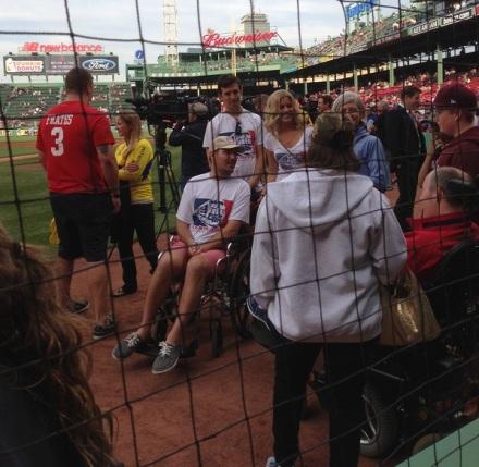 Ballgame Pete Frates