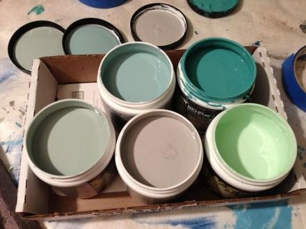 Behr Paint Palette