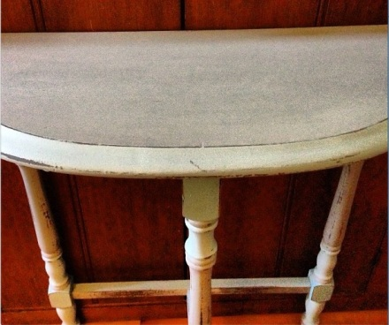 Gray Table Top