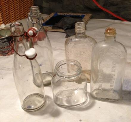 Bottles Clear