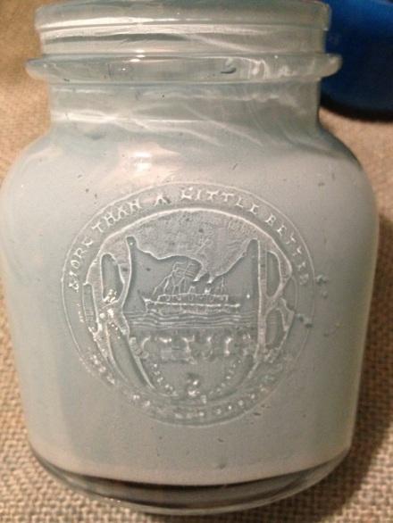 Bottles Embossed Detail