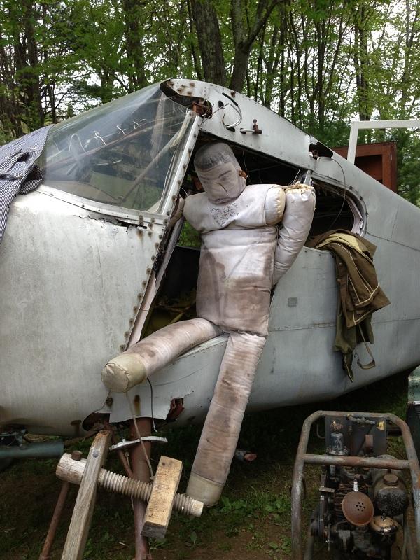 Brimfield Crash Test Dummy