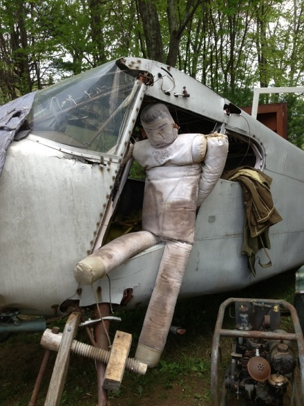 Brimfield Crash Test Dummy