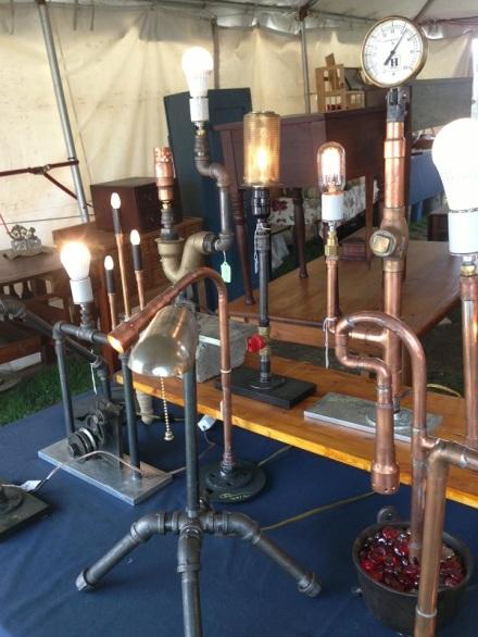 Brimfield Lighting Steampunk