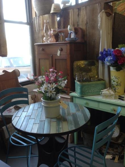 Vintage Thymes Market Shop