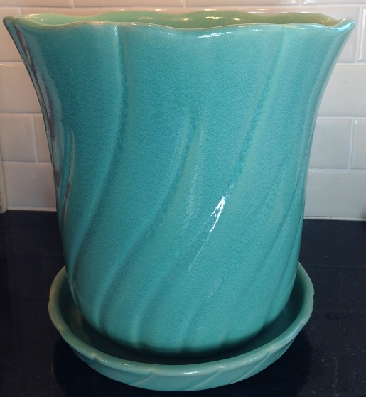 Weller Pottery Planter with Base