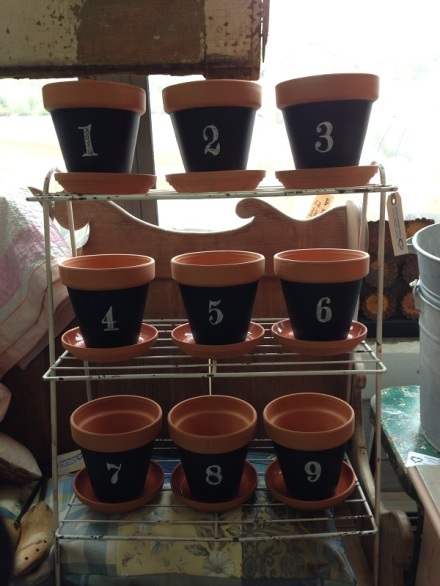 Clay Pot Planter