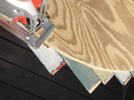 patio jigsaw