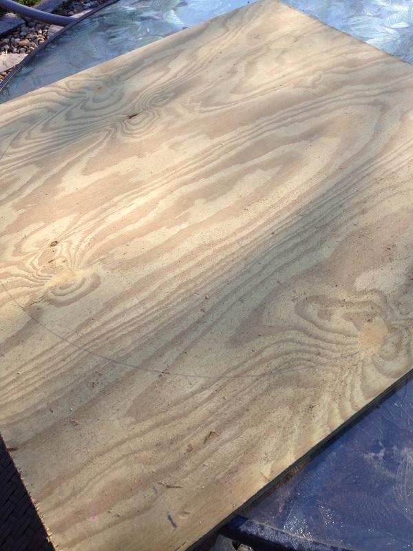 patio plywood