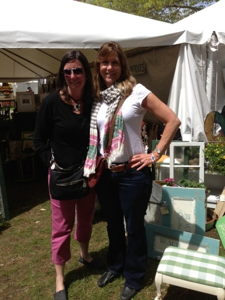 The Girls from Vintage Thymes
