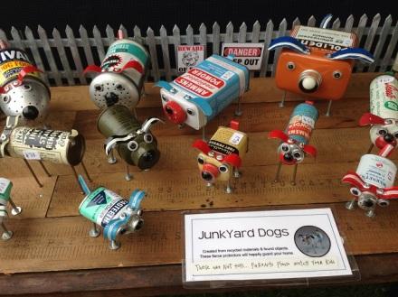 Arthead Studio Junkyard Dogs
